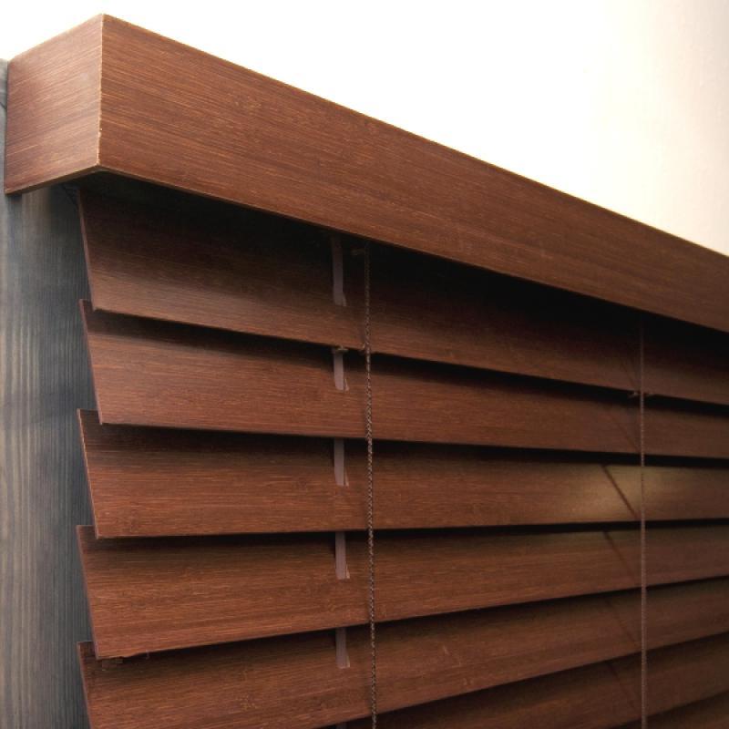 Vnitřní dřevěné žaluzie - HIXON